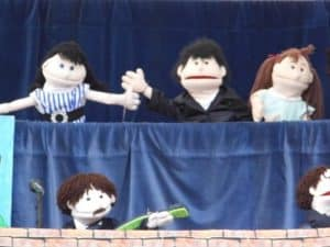 54. Puppets